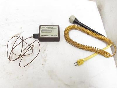 Good Omega HH-70JF Digital Pocket Thermometer Type J Thermocouple