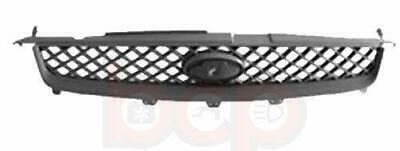 Fiesta Mk6 2005 - 2008 Front Top Radiator Grille Brand New No Chrome