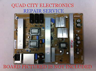 REPAIR SERVICE For Samsung Power Supply BN44-00619A PN51F8500AFXZA