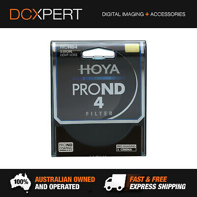49mm HOYA PRO ND4 – NEUTRAL DENSITY FILTER & BONUS 32GB USB FLASH DRIVE