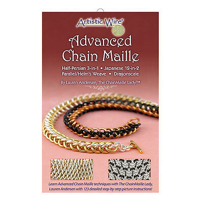 Advanced Chain Maille - Learn Advanced Chain Maille Techniques