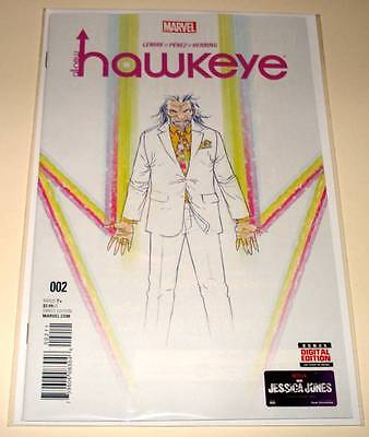 ALL-NEW HAWKEYE # 2 Marvel Comic  Feb 2016  NM