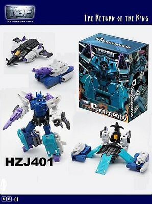 transformers NB-01 NBF overlord free shipping boxed