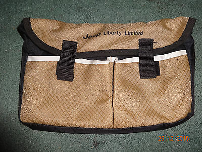 Jeep Liberty Limited Urban Terrain Stroller Side Pocket Replacement Part
