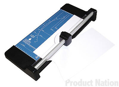 A4 Precision Photo Rotary Paper Cutter Trimmer Arts Crafts Home Card