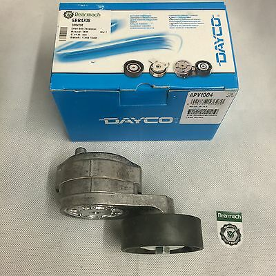 OEM Land Rover 300TDi Serpentine Auxiliary Belt Tensioner Dayco ERR4708