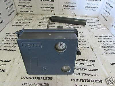 Fisher Fsl2-Xb Liquid Level Controller New Surplus