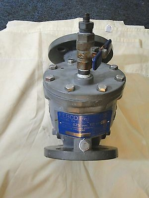 Used Febco Pressure Backflow Pump Valve Preventer Type YD 90 175 PSI Cast Iron *