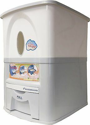 Tayama Rice Dispenser 15kg/30lbs Model PG-15