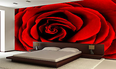 Photo Wallpaper  Rose GIANT WALL DECOR PAPER POSTER FOR BEDROOM