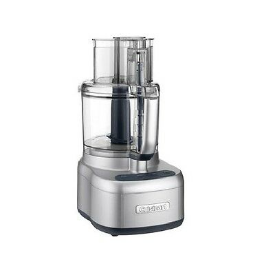 Cuisinart 2.6 L (11 Cup) Food Processor with Supreme wide mouth feed tube