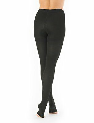 Neo-G Compression Hosiery Open Toe Pantyhose/Tights, Medical Grade class 2,