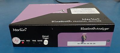 Lecroy Merlin Bluetooth Protocol Analyzer & Generator