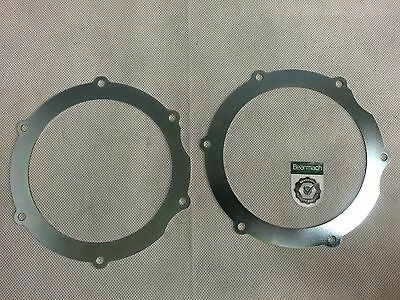 Bearmach Land Rover Defender 90/110 Front Axle Swivel Seal Retaining Plates
