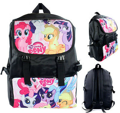 My Little Pony Inspired Back To School Backpack