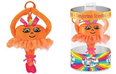 Tangerina Ballerina Tangerine Scented Plush Toy Backpack Clip Whiffer Sniffers