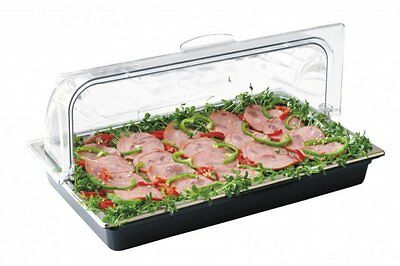 Gastro Size Roll Top CHILLED DISPLAY Cooling Unit  8°C  with 8hrs Chilling Time