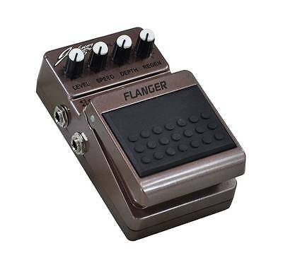 Johnny Brook Musical Instrument Flanger Electric Guitar Audio Effects Pedal