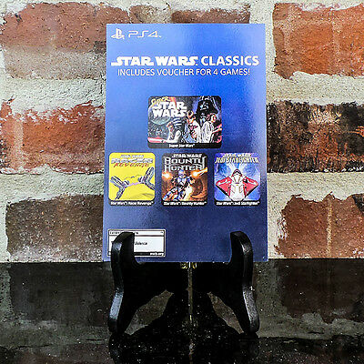 Star Wars Playstation 4 - 4  Pack Classic Games - PS4 voucher - Download code
