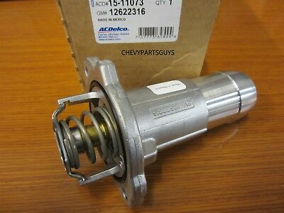 OEM GM 2004-12 Colorado & Canyon Thermostat & Housing 03-10 Hummer H3 3.5L  3.7L