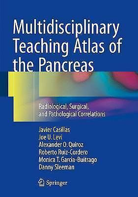 Multidisciplinary Teaching Atlas of the Pancreas: Radiological, Surgical, and Pa
