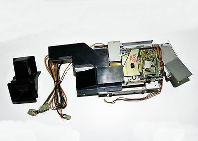 Pioneer CJ-V55 Jukebox Complete Coin Acceptor Assembly with Mech & Harness