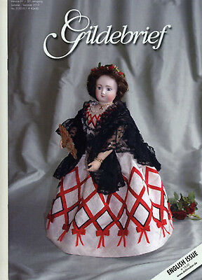 Gildebrief 2/2010 Dollmaking Antique Dress Patterns French Fashion Crochet dress