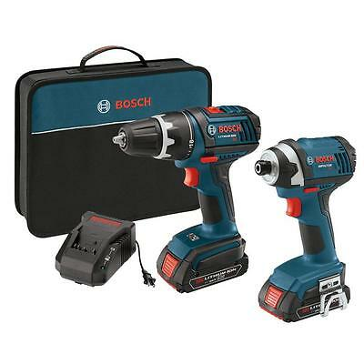 Bosch Factory Reconditioned 18-Volt Lithium-Ion Cordless 1/2 in. Drill Driver
