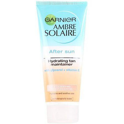 Garnier Ambre Solaire After Sun Tan Maintainer 200 ml