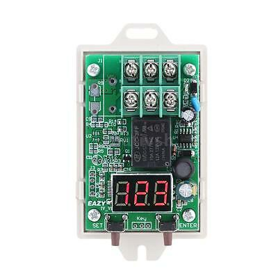 12V 24V DC LED Voltage Tester Meter Control Relay Time Delay Switch Module PQ10