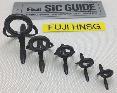 Fuji Tackle Silicone Carbide Heavy Duty SIC Guide Rod Building Component HNSG