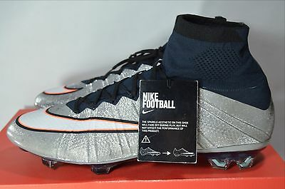 Nike Mercurial Superfly CR7 FG Ronaldo 677927 003 11UK LIMITED MADE IN BOSNIA