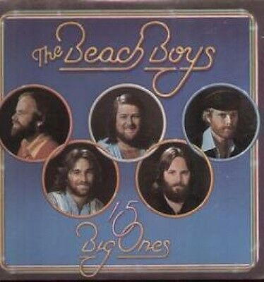 The Beach Boys 15 Big Ones 1976 Lp 33 Rpm Warner Still Sealed