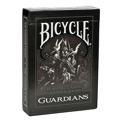 Guradians Bicycle Playing Cards - Good Cardistry Deck Sleek Design from USPCC