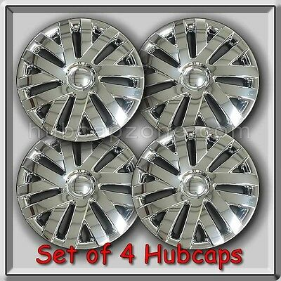 new set of 4 61559 16 hubcaps wheelcovers for 2010 2014 vw 2013 Volkswagen Jetta Hubcaps 2012 2013 16 vw volkswagen jetta replacement hubcaps set 4 chrome wheel covers