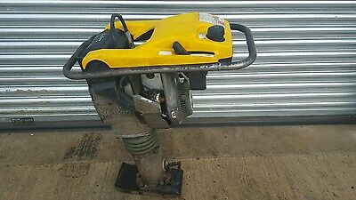 "Wacker Neuson Refurbished Trench Rammer Bs502 2009 Yr 6"" Jumping Jack Compactor"