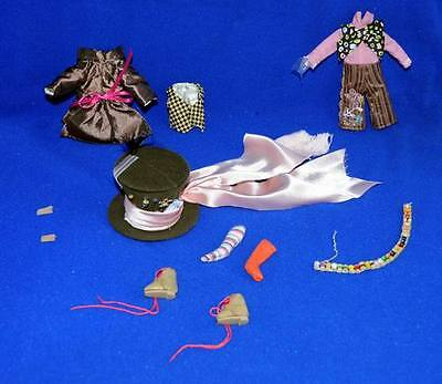 """Tarrant The Mad Hatter 8"""" outfit only Tonner Tim Burton Fit Tiny Betsy Patsyette"""