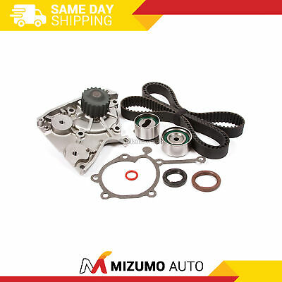 Timing Belt Kit Water Pump Fit 89-93 Mazda 626 MX6 B2200 Ford Probe 2.2 F2 F2-T