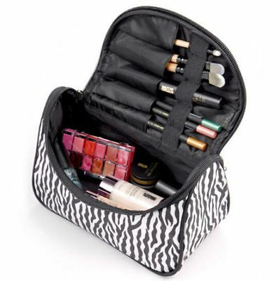 Women Multifunction Travel Cosmetic Bag Makeup Case Pouch Toiletry NEW