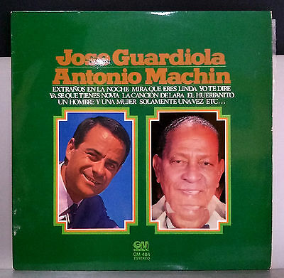 Jose Guardiola Antonio Machin - Lp