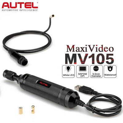 Autel MaxiVideo MV105 Digital Inspection Camera for MaxiSys Pro Elite Series PC