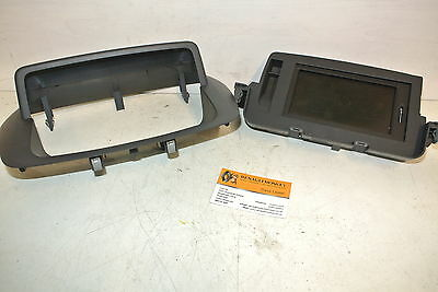 Megane Mk3 2009-2014  Sat Nav Satalite Navugation Unit And Surround