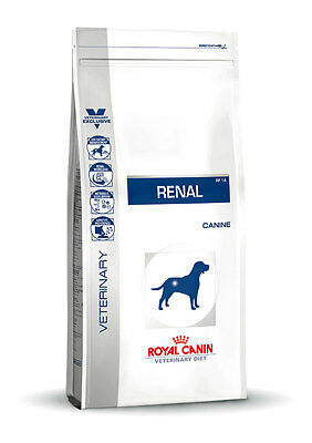 Royal Canin Veterinary Diet Canine Renal 7 - 14 kg Dry Food | Free Shipping!