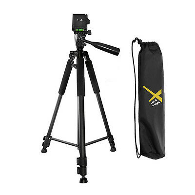 Xit 60-Inch Pro Series Full Size Camera / Video Tripod