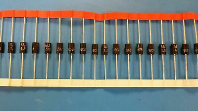 (35PCS) 1.5KE56CA Diode TVS Single Bi-Dir 47.8V 1.5KW 2-Pin DO-201