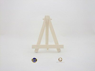 Wood Easel 16 Cm With Chain For Wedding Place, Name Holder Or Table Number