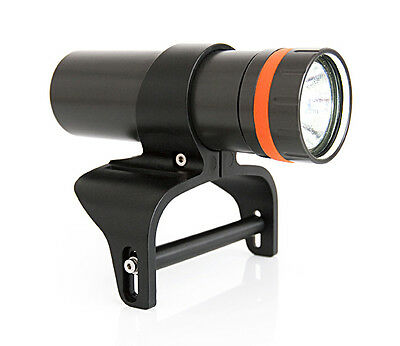 FINN LIGHT 1300 SHORT - Kabellose LED-Tauchlampe 1300 Lumen