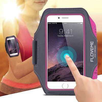 Gym Running Jogging Sports Armband Exercise Workout Holder Case Cover for iPhone