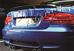 Carbonspeed Carbon Fiber Ducktail Boot Spoiler Trunk Lid BMW E92 3 Series Coupe