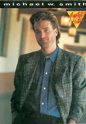 Michael W Smith Greatest Hits songbook christian sheet music